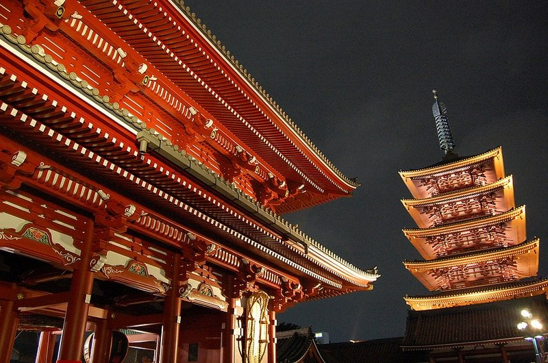 Quartier Asakusa pour loger à Tokyo
