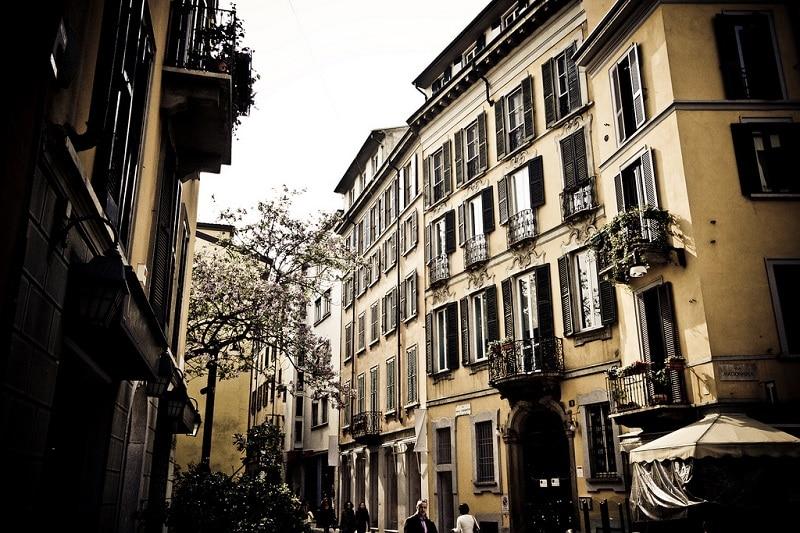 Quartier Brera pour loger à Milan