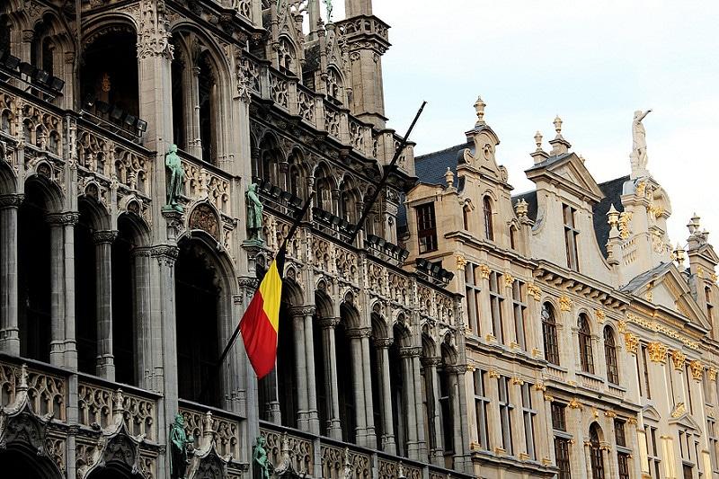 Quartier centre de Bruxelles pour loger