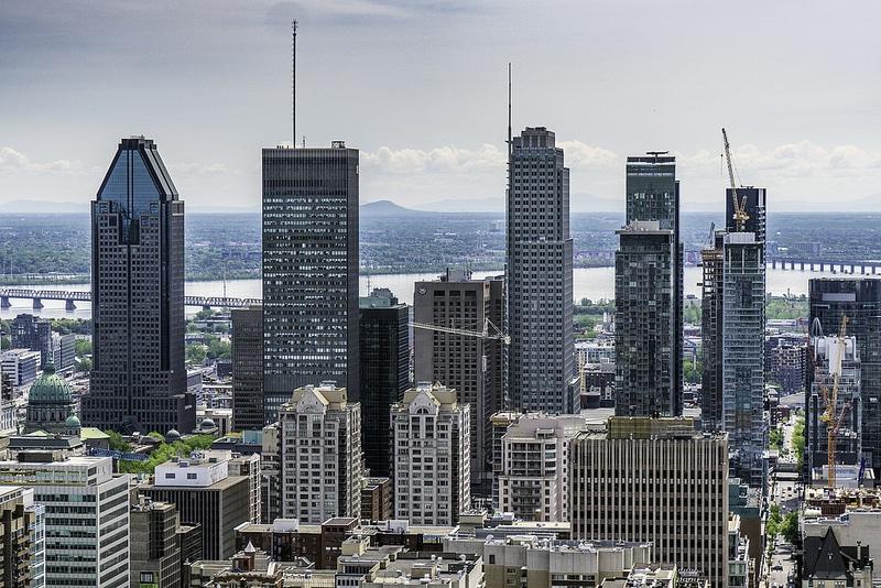 Quartier centre pour loger à Montréal