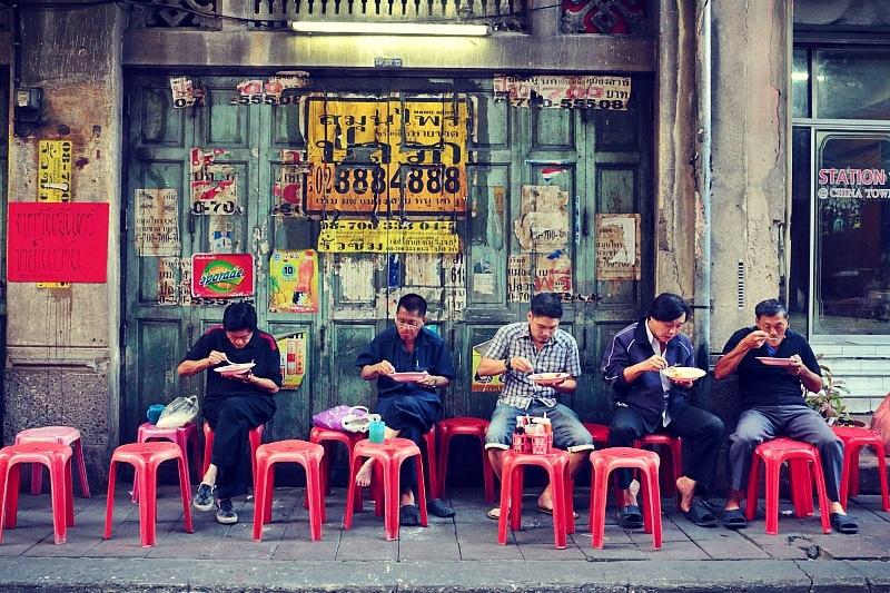 Quartier chinois pour loger à Bangkok