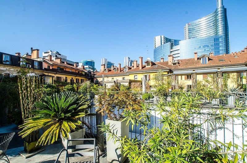 Quartier Corso Como pour loger à Milan