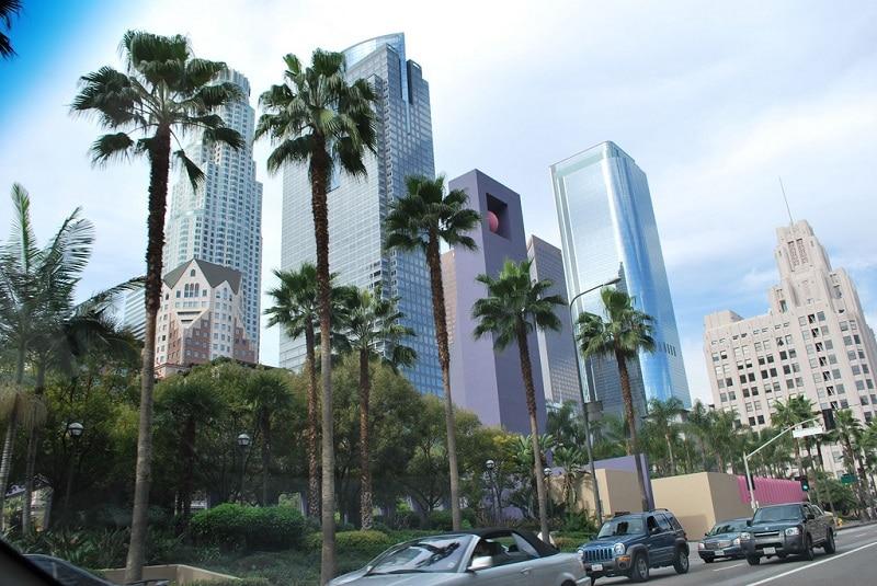 Quartier Downtown Los Angeles