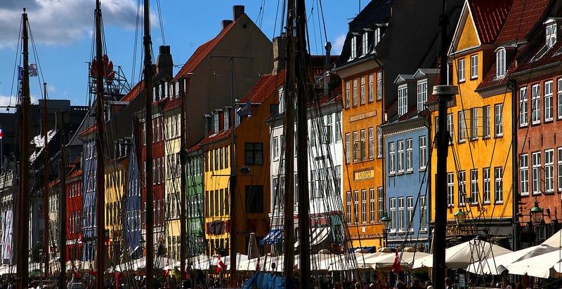 Quartier Indre by pour loger à Copenhague