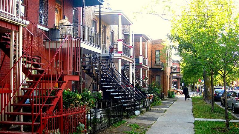 Quartier italien où loger à Montréal