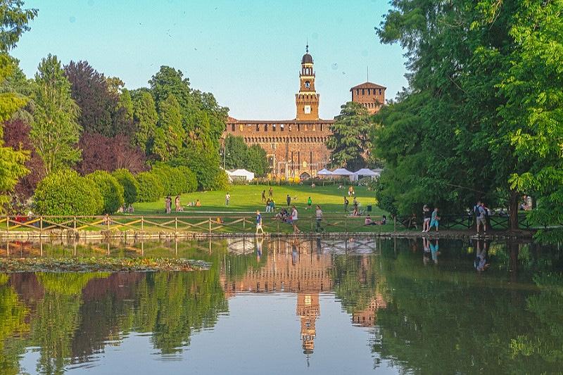 Quartier Parco Sempione pour loger à Milan