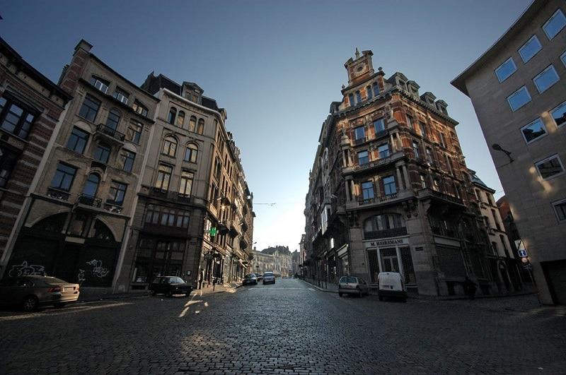 Quartier Sablon, Bruxelles