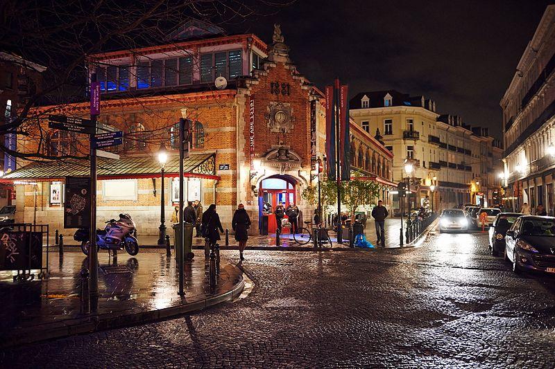 Quartier Saint-Géry et ses halles, Bruxelles