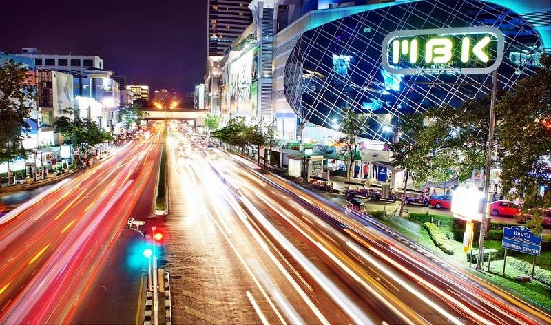 Quartier Siam pour loger à Bangkok