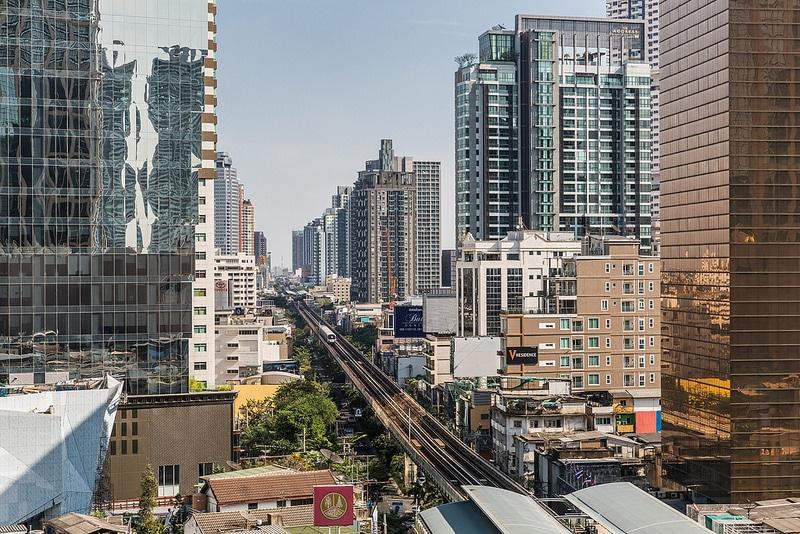 Quartier Sukhumvit pour loger pour Bangkok