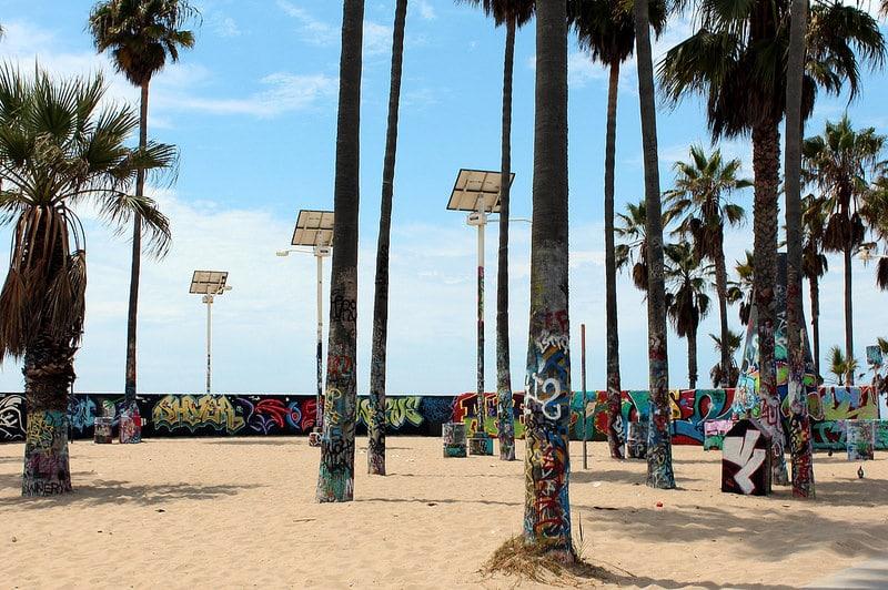 Quartier Venice, loger à Los Angeles