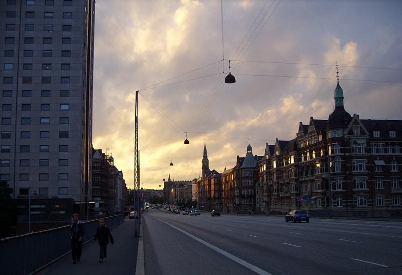 Quartier Vesterbro pour loger à Copenhague
