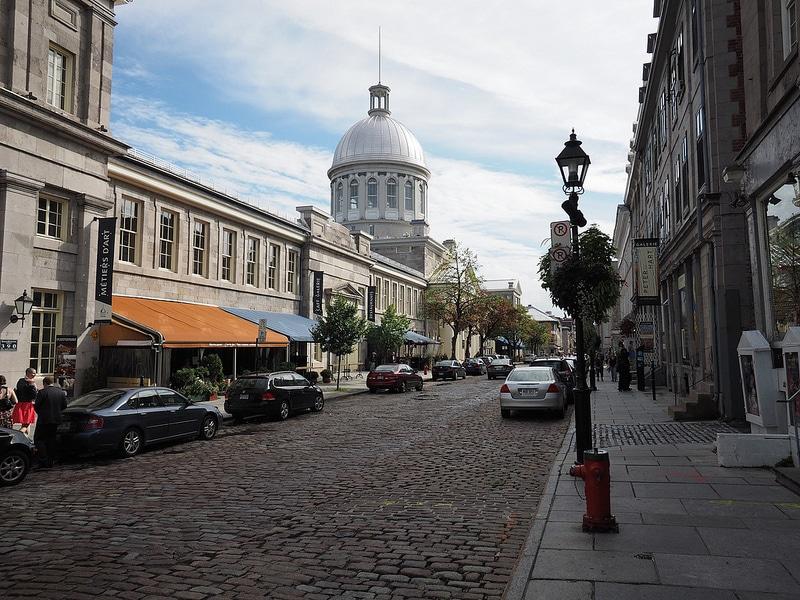 Quartier-vieux-Montréal où loger