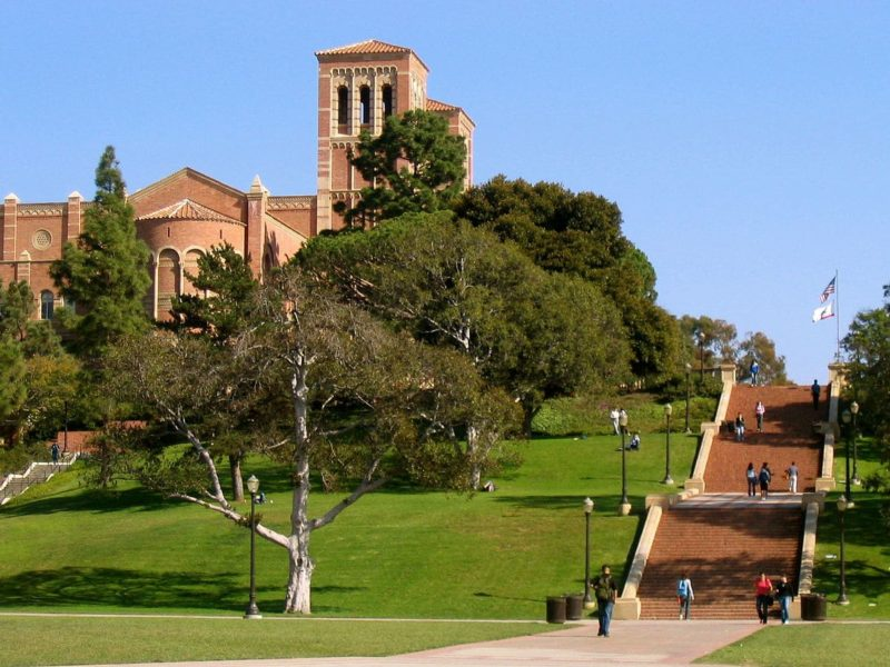 Westwood, UCLA, Los Angeles
