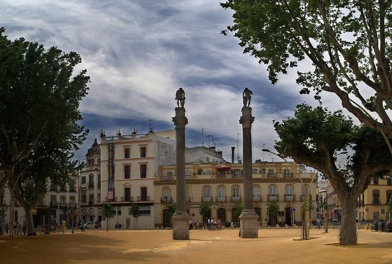 Alameda de Hércules, loger à Séville