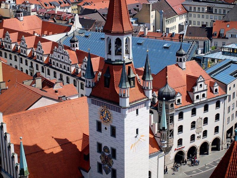 Altstadt, loger à Munich