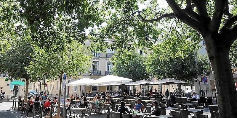 Beaux-Arts, loger à Montpellier