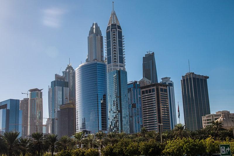 Centre, loger à Dubaï