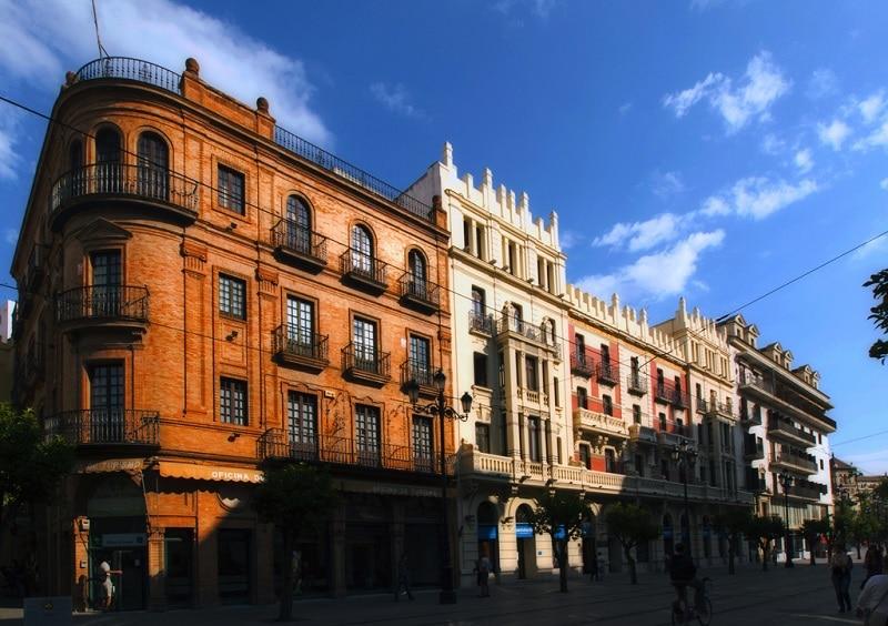 Centro, loger à Séville