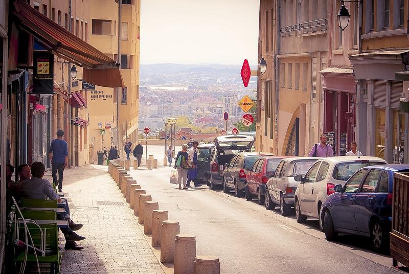 Croix-Rousse, loger à Lyon