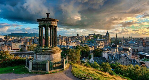 Dans quel quartier loger à Édimbourg ?