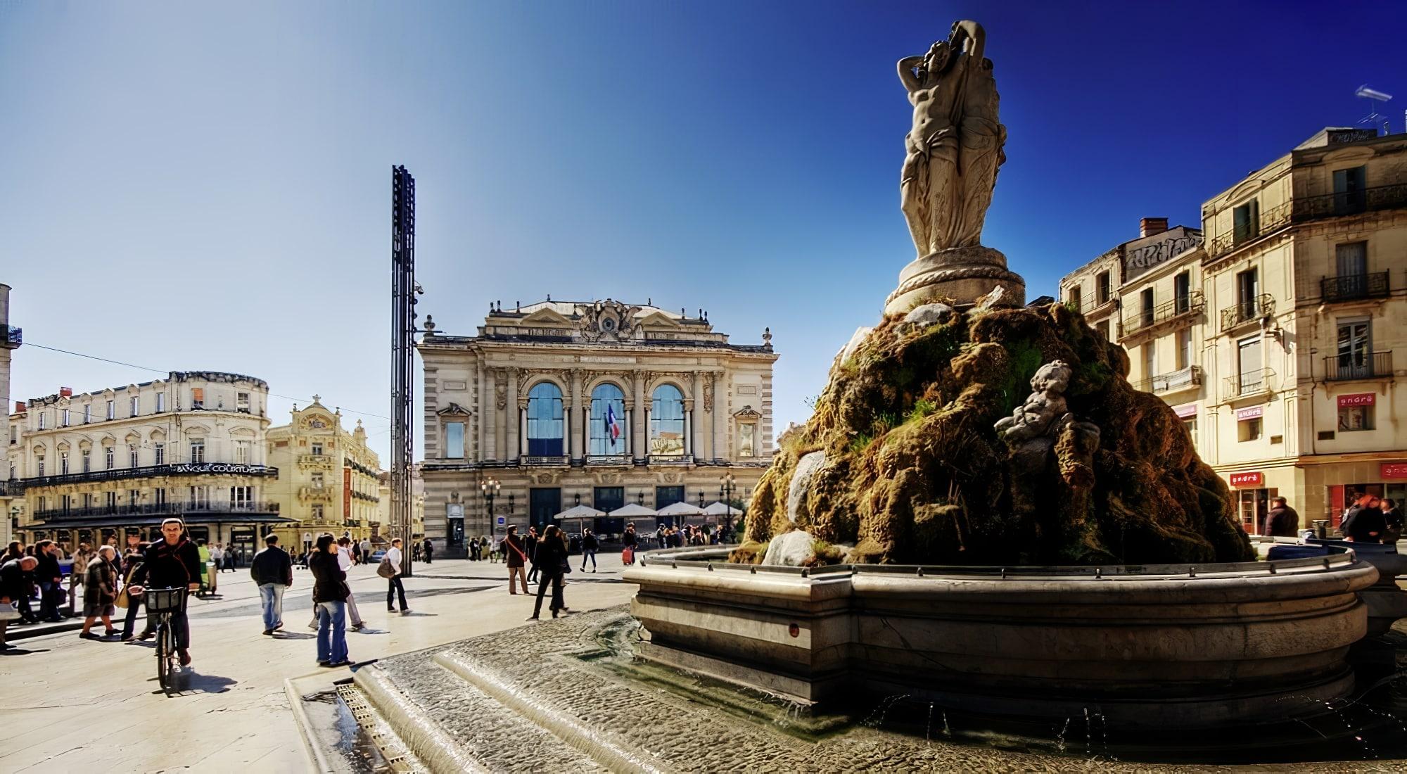 Dans quel quartier loger à Montpellier ?
