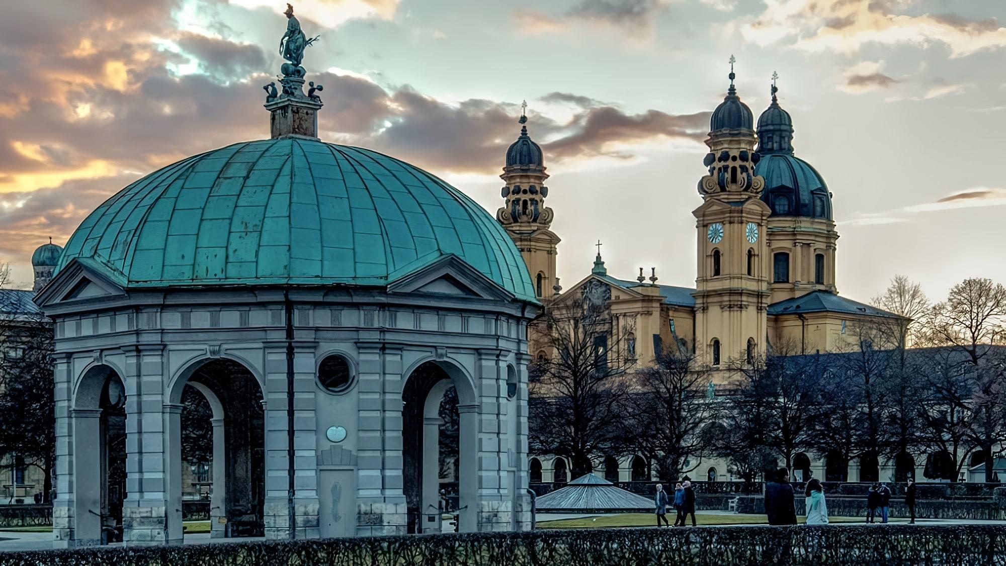Dans quel quartier loger à Munich ?
