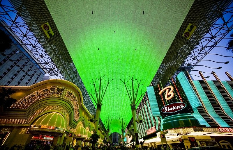 Downtown, loger à Las Vegas