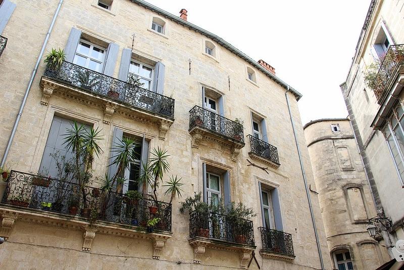 Ecusson, loger à Montpellier