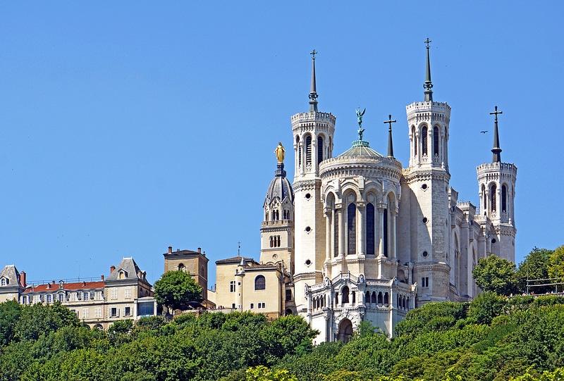 Fourvière, loger à Lyon