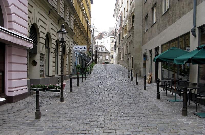Innere Stadt, loger à Vienne