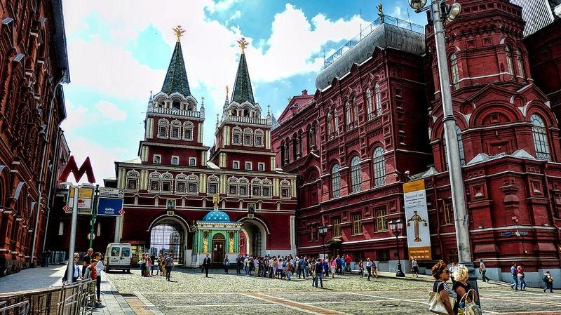Kitaï-gorod, loger à Moscou