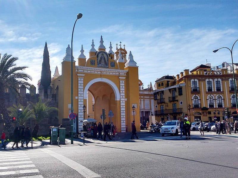 La Macarena, loger à Séville