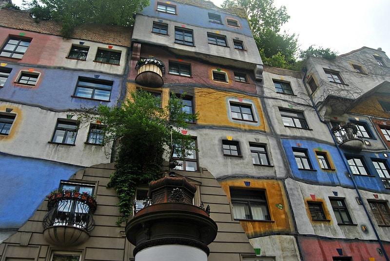 Landstrasse, loger à Vienne