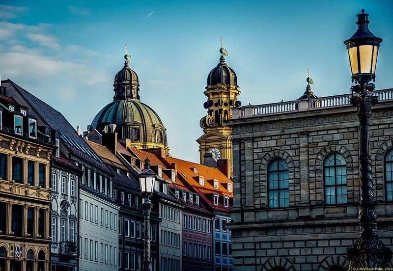 Lehel, loger à Munich