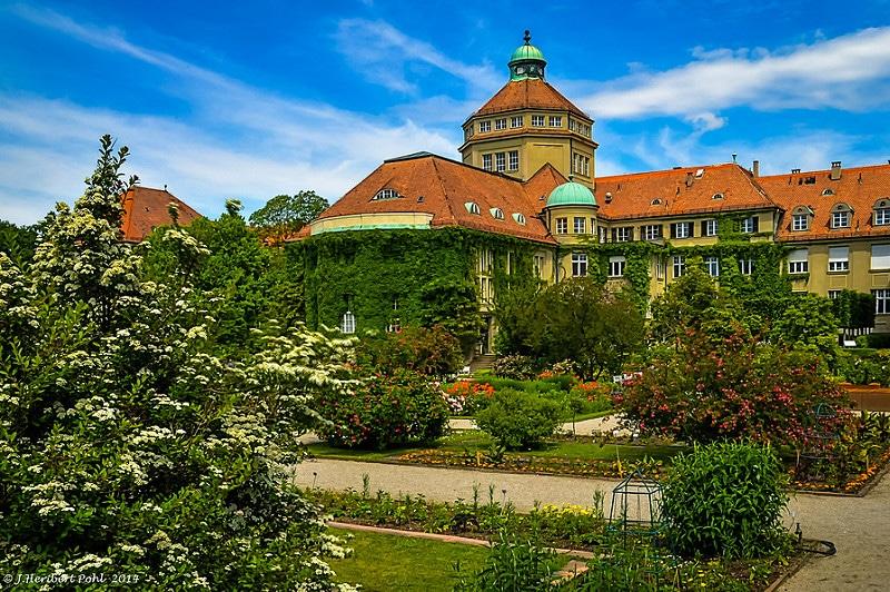 Maxvorstadt, loger à Munich