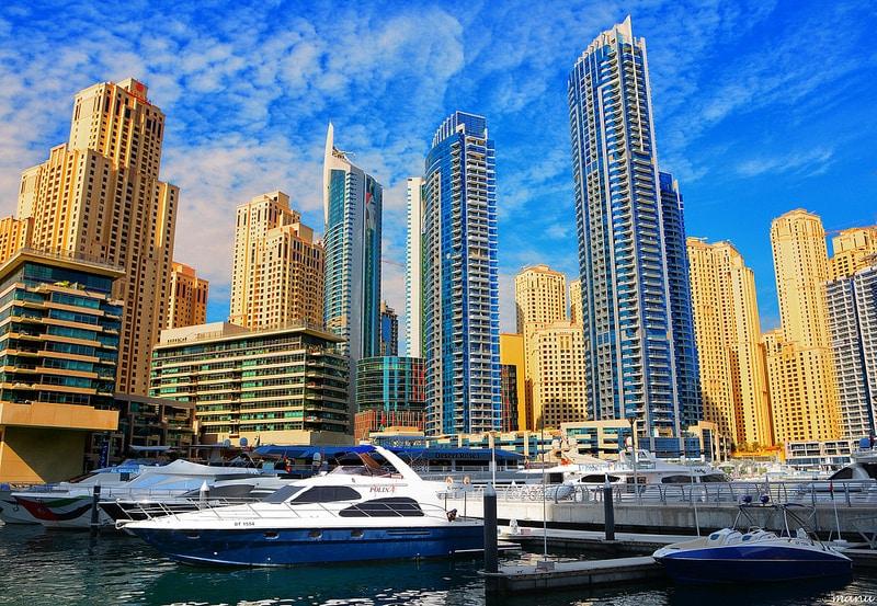 Media City, loger à Dubaï