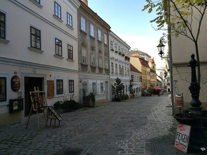 Neubau, loger à Vienne