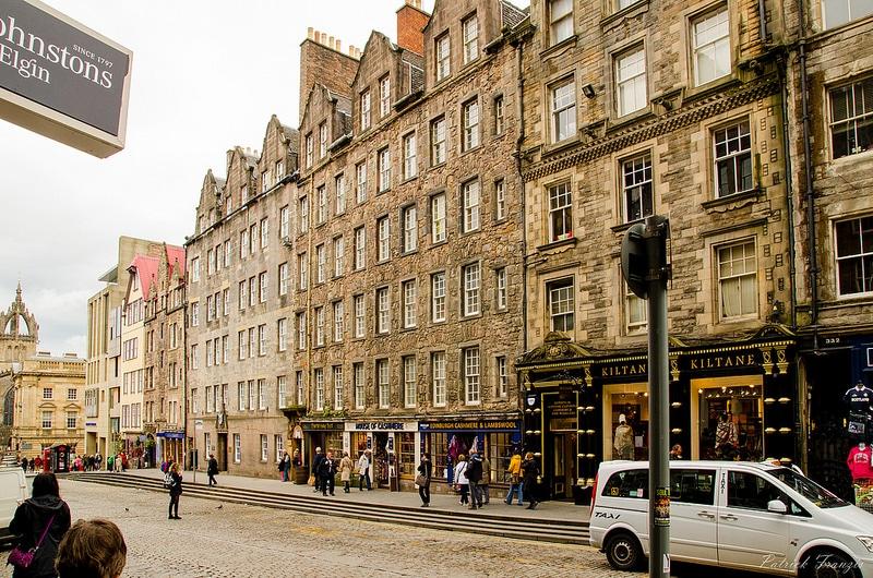 Old Town, dormir à Edimbourg