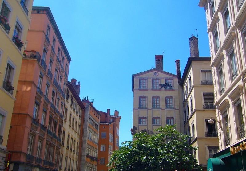 Presqu-Île, loger à Lyon