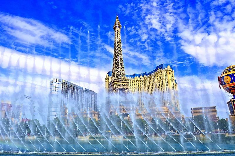 Strip, loger à Las Vegas