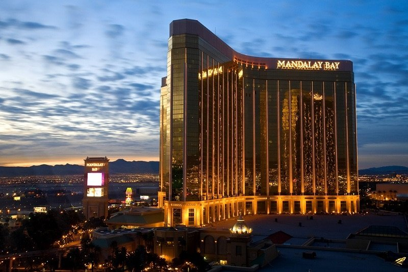 West, loger Las Vegas