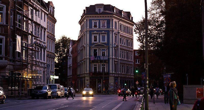 Altona, loger à Hambourg