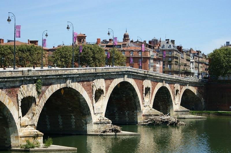 Centre, loger à Toulouse