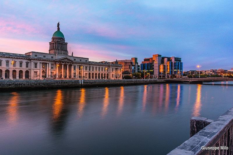 Docklands, loger à Dublin