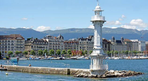 Dans quel quartier loger à Genève ?