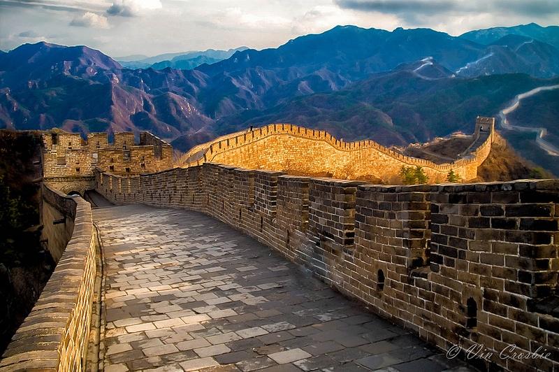 Grande Muraille de Chine, Badaling