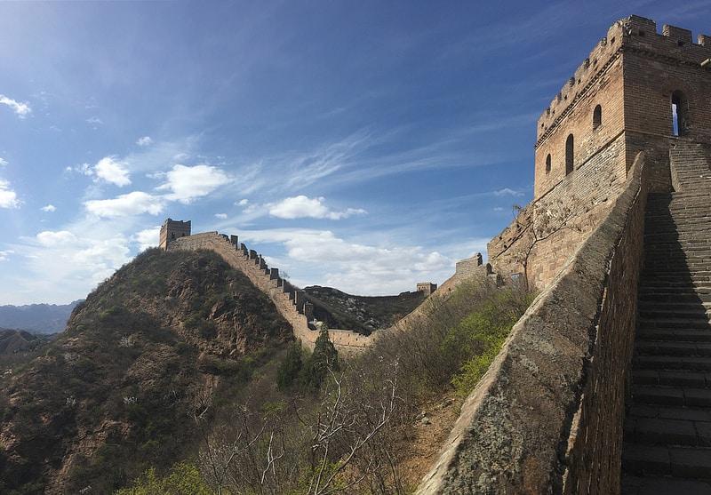 Grande Muraille de Chine, Gubeikou