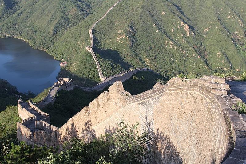Grande Muraille de Chine, Huang Hua Cheng