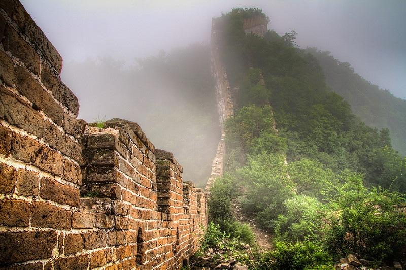 Grande Muraille de Chine, Jiankou